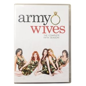 armywives- The complete fifth season DVD